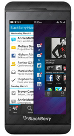 BLACKBERRY Z10 4G