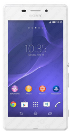 SONY XPERIA M2 D2303